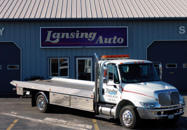 Lansing Auto Tow Truck